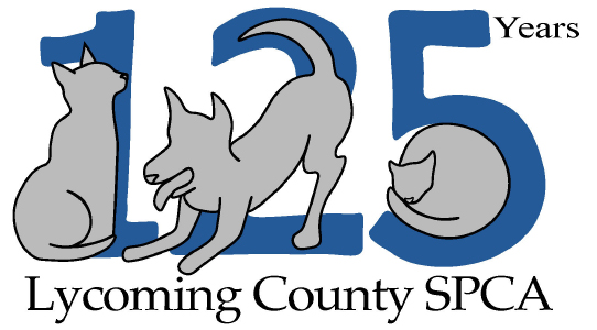Gala to Celebrate Lycoming County SPCA's 125th Anniversary! – June 13, 2017