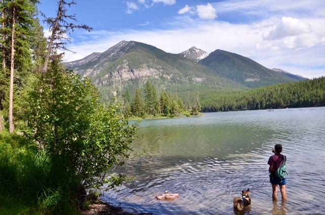 Thurston's Adventure: Destination #4 – Montana
